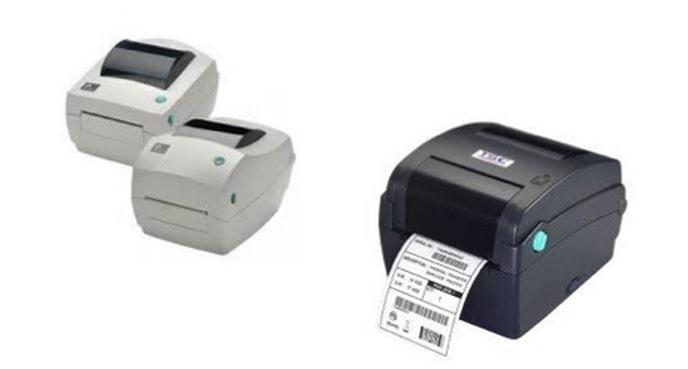 Imprimante pour étiquette